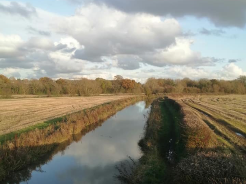 Ashby Canal; Bridge 40-44